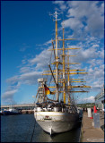 Gorch Fock Sailship