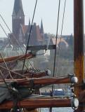Flensberg harbor