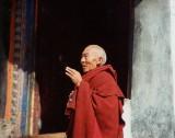 Monk at Tahi Lumpu