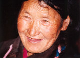 Second mom at Drepung