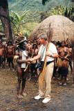 Chief of Irian jaya Yali