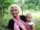 Sumatran grandmother