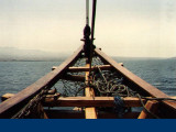 Sailing to Komodo on the Pirintis