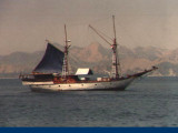 Pirintis a Buganese ship