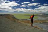 Lake Entrance - Lake Ellesmere