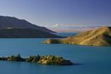 Lake Benmore - Mt Cook