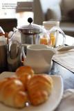 Breakfast in Hilton