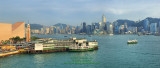 Star Ferries (Pano + HDR version)