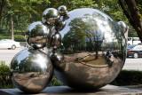 Shining balls