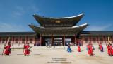 The Gwanghwamun Gate