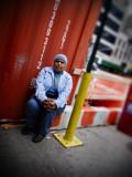Woman, 6th Avenue