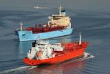 Bow Oceanic x Maersk Jade