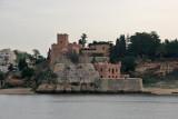 Castelo sobre o Rio Arade