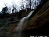 Madison Falls in Heavy Rains.