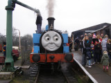 Thomas Comes to Colchester