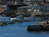 Boats in Pigeon Cove