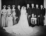 Ellie, Margie, Flower Girl Cathy, Bea, Popanon, Nina, Tony and