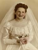 Nina Wedding Portrait