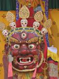 Bhutanese Ceremonial Mask