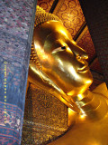 Blissful Reclining Buddha