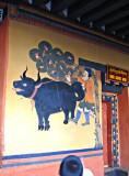 Bucolic Mural