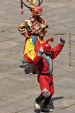 Smartass Clown!