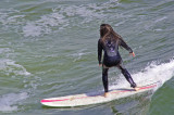 Surfing Gals, Venice CA