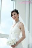新娘_Sammy於關島日航水晶教堂之結婚新秘造型紀錄 (Guam USA)