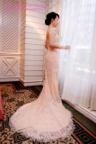新娘_尹於華泰王子之訂婚新秘造型紀錄