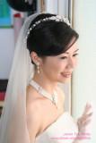新娘_伶於京采飯店之結婚新祕造型紀錄