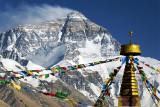 Mt Everest Advanced Base Camp trek (Tibet)