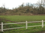 The  motte, Great  Canfield