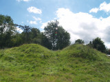 Clungunford  Motte, known  locally  as  Bum (H)ill