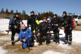 The dive crew Feb 25, 2007