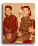Joel, Dan & Santa