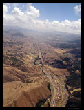 Cusco from the air