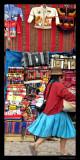 Market Stall, Cusco