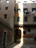 Back streets, Venice