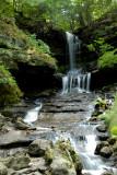 Michigan Waterfalls - Upper Peninsula