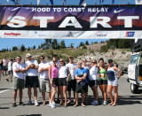 2007 Hood To Coast Relay ~ Stone Cold Runners