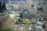 Alton Baker Park from Skinners Butte