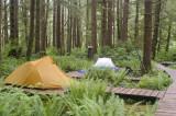 Eric Lake Campsite - KM 3.4
