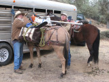 Mule Packers, Trail Project