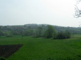 but the countryside is green and lush as we approach Rohatyn this Spring