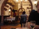 dinner at Pri Yafata