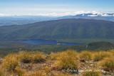 Lake Rakatu, Paddock Hill and Takititmu Range behind