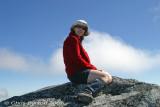 Diana on the summit