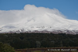Ruapehu and cloud