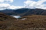 Lower Tama Lake and Ngauruhoe
