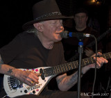 Johnny Winter Live and Blues at Antones for Uncle John Turner